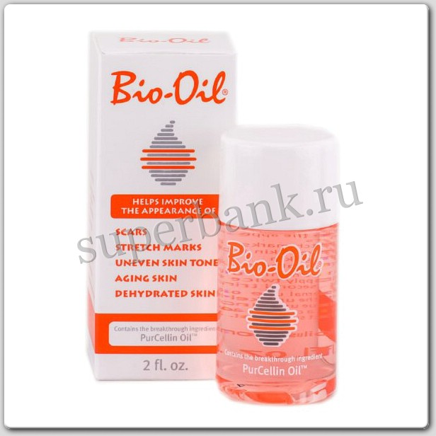 Bio-Oil for scars, stretch marks and dehydrated skin